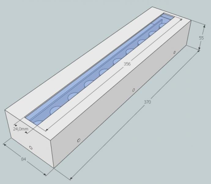 3D návrh pro VOP