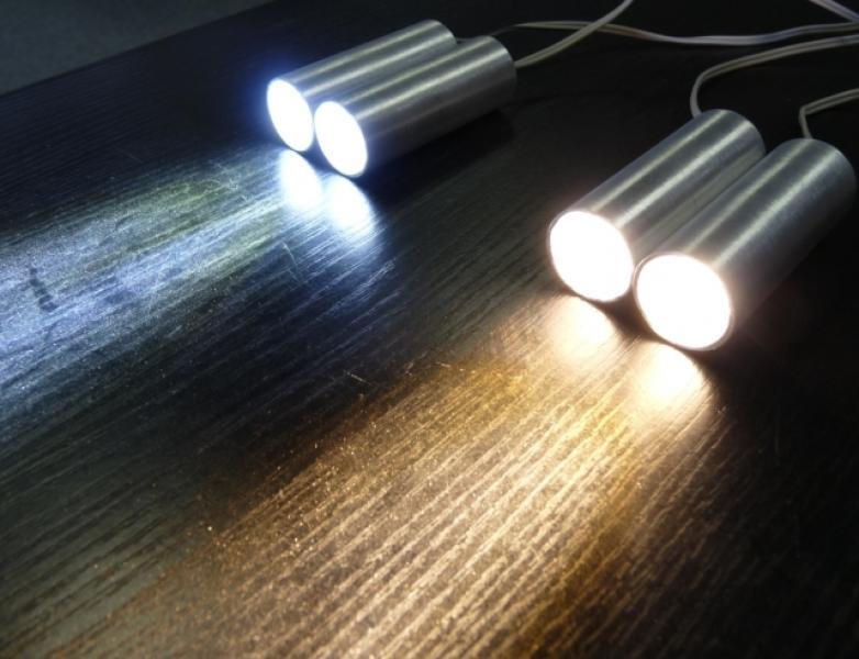 LED moduly pro světelné tyče