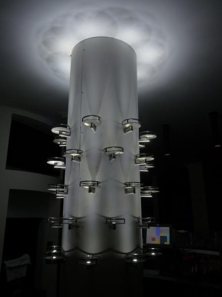 prosvětelní lahví - Duplex bar (bez lahví)