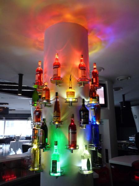prosvětelní lahví - Duplex bar
