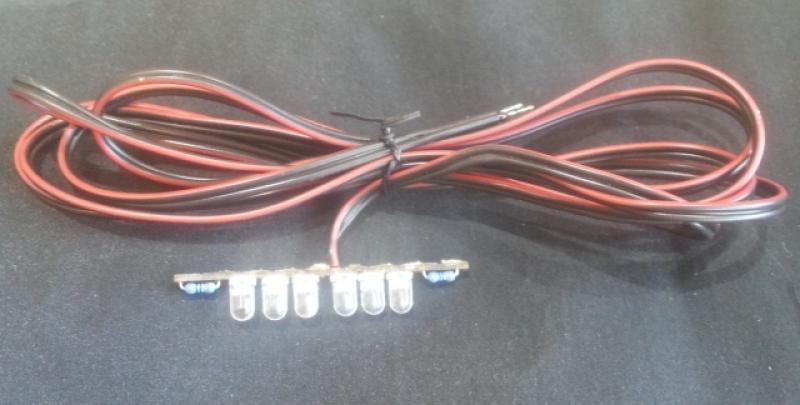 LED modul 6LED 5mm