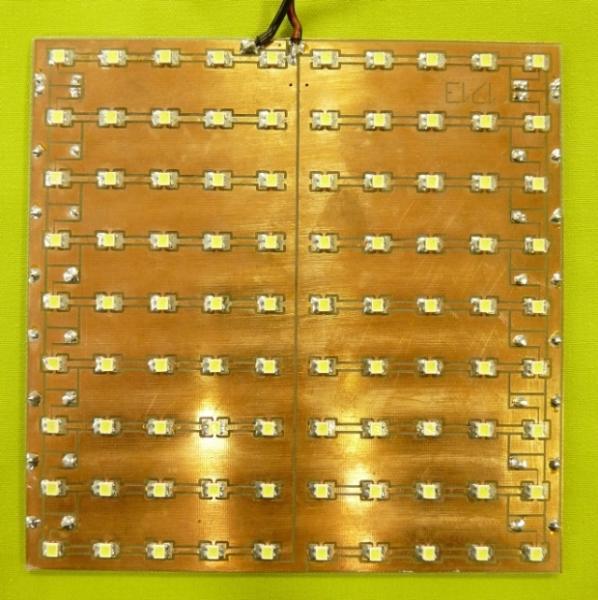 prototyp LED modulu