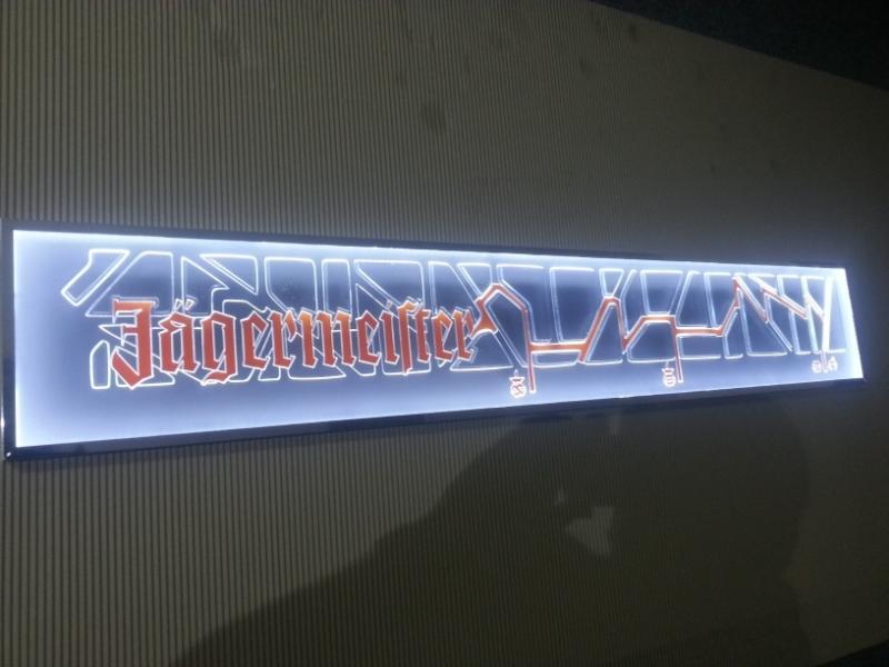 Jägermeister teploměr