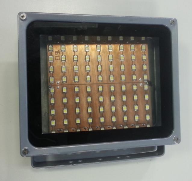 reflektor 24V - prototyp